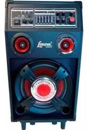 Caixa Amplificadora 230wRms bluetooth
