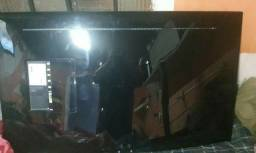 Smart tv 50p tela curva Samsung