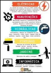 Manutenção Residencial - Empresarial e Informática