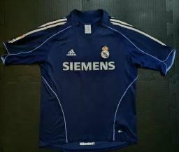 Camisa Real Madrid 2005/2006 Away - M