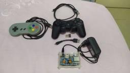 Game Retrô Orangepi 3 vendo ou faço troca em celular ou notebook