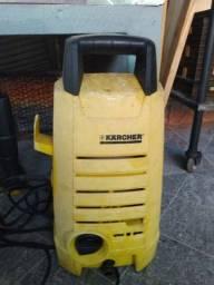 Vap Karcher funcionando