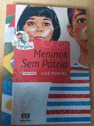 Livro paradidático Meninos Sem Pátria