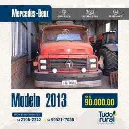 Título do anúncio: Caminhão Mercedes-Benz