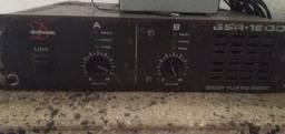 Força de som do som 1600