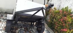 Reboque carrocinha