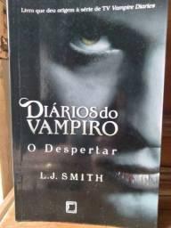 Diarios do vampiro - despetar