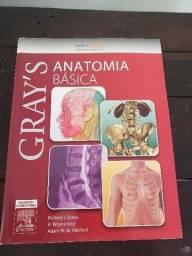 Livro Grays anatomia basica