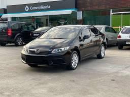 Honda Civic lxs automático completo 2016 flex