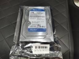 HD 1000 GB - Novo Lacrado = HD WD - WD10EZEX