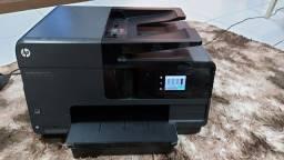 Multifuncional HP 8610 OfficeJet com Bulk Ink