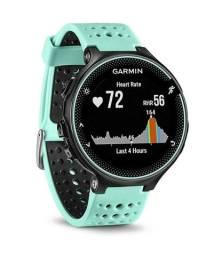 Relógio Garmin 235 - relógio para corrida e bicicleta 12x sem juros