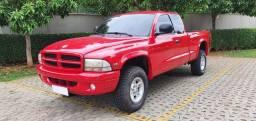 Dodge Dakota R/T 5.2 V8 CE Automática 2000