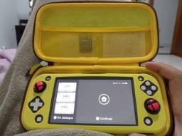Nintendo switch lite 256 gb 1 jogo