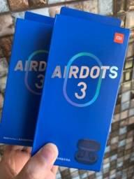Fones Xiaomi Redmi AirDots 3 Original