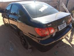 Desmanchando Corolla 2005 vvt