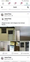 Aluga-se uma casa