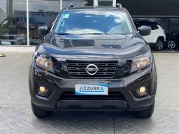 Nissan frontier 2.3 16v turbo diesel attack cd 4x4 automático 2021