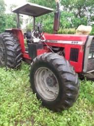 Trator Massey Ferguson 299<br>