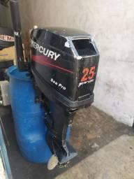 Motor de polpa Mercury