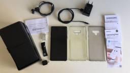 Smartphone Samsung Galaxy Note 9 - Perfeito estado