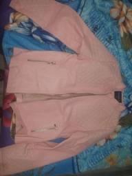 Vendo jaqueta de couro sintético