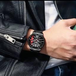 Relógio roda BMW
