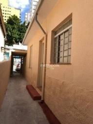 Casa com 1 dormitório para alugar, 148 m² por R$ 1.400,00/mês - Santo Antônio - São Caetan