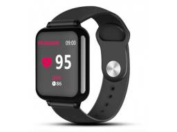 Smartwatch B57 Relógio Inteligente HeroBand 3 Android e IOS