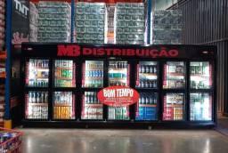 Cervejeiras e câmaras frias pra distribuidora e supermercado