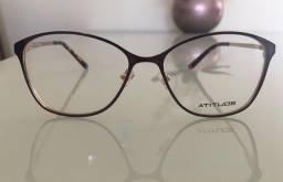 Armação Óculos de Grau - ATITUDE (original)
