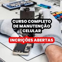 o melhor curso de manutenção de celular e reconhecido do brasil