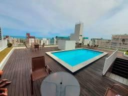 Oportunidade incrível de morar na praia, Apartamento 02 quartos no Cabo Branco