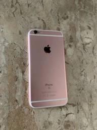 iPhone 6s 64GB Rosê novinho