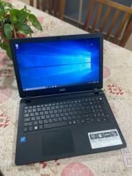 Notebook Acer 15.6? / Dual Core Impecável !