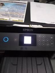 impressora Epson semi nova 463 páginas so