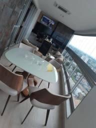 Iindo Apartamento Sofisticação e Conforto perto de tudo, 3 Suites