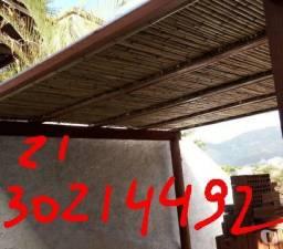 Telhados bambu no Leblon 2130214492
