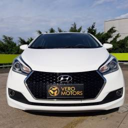 Hyundai hb20s premium 1.6 at- flex - automatico 2019 - 12.000 km