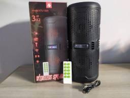 Caixa de som Bluetooth Potente Big Sound KTS-1099