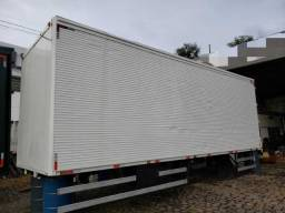 Baú Furgão Truck Alumínio