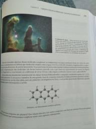 Livro de química geral e reações químicas