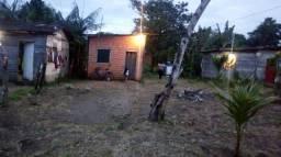 VENDO URGENTE na ilha de santana TERRENO COM CASA