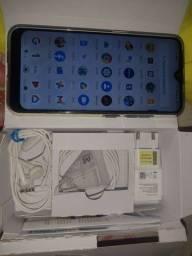 Celular Novo na Caixa LG K22
