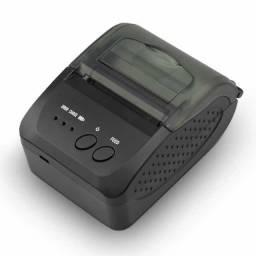Mini Impressora Bluetooth Térmica Portátil 58mm Android Ios: