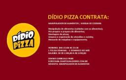 Manipulador de Alimentos | Dídio Pizza Sorocaba