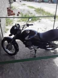 moto 150 fan 2011 toda em dia