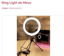 Ring Light de mesa novo ENTREGAMOS
