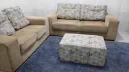 Vendo sofá ou troco em TV