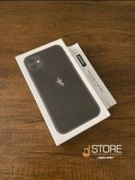 iPhone 11 64GB Lacrado com NF e Garantia + Carregador 20w